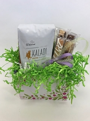 Enjoy Biscotti Breakfast Gift Box - Biscotti and Coffee