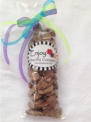 Gingered Pecans - 4 oz. Gift Bag