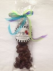 Smokie Mochey Almond Clusters - 3 oz Gift Bag